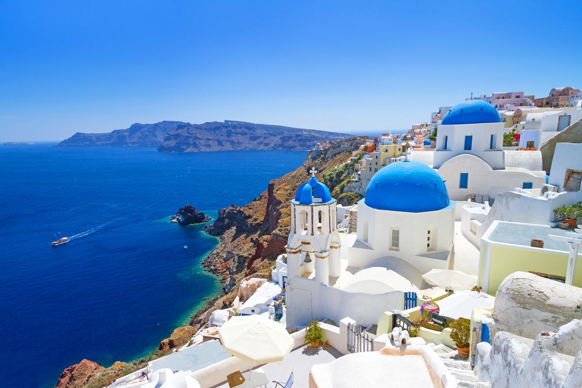Charter Flights to the Greek Islands