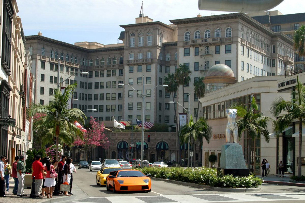 Charter a Jet to Los Angeles, California
