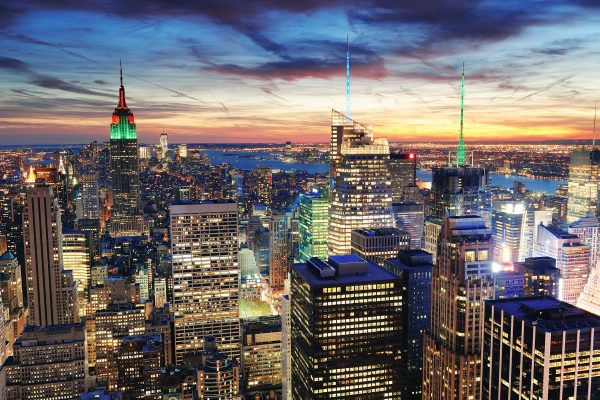 Charter a Jet or Helicopter to New York City