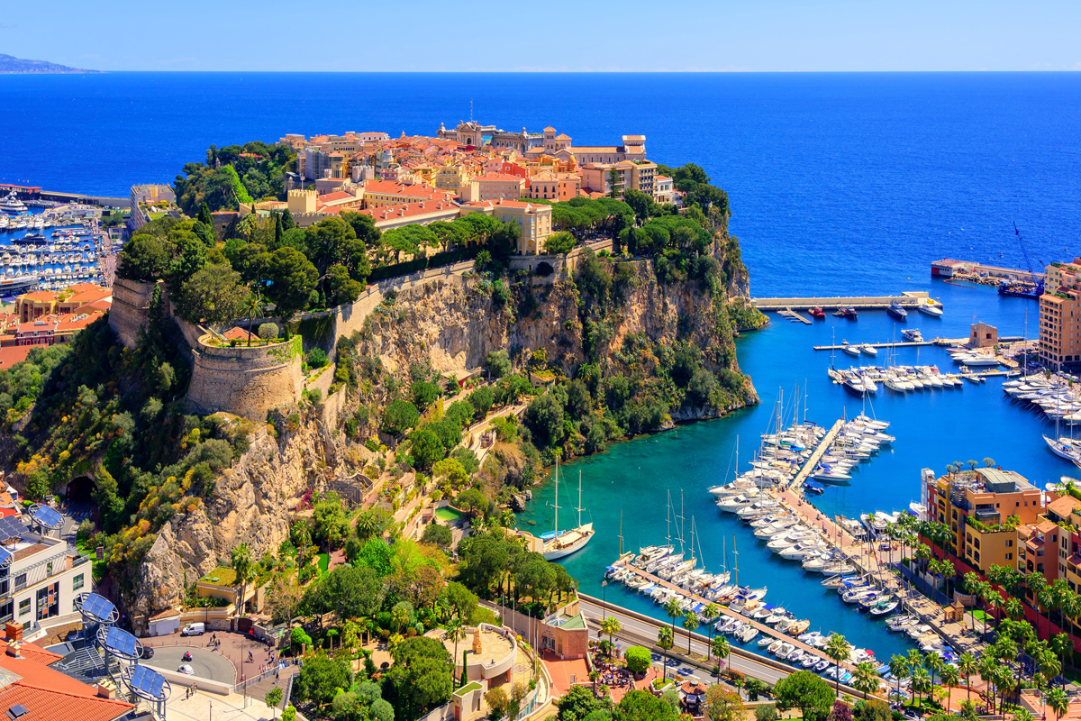 Fly a Luxury Private Charter to Monte Carlo