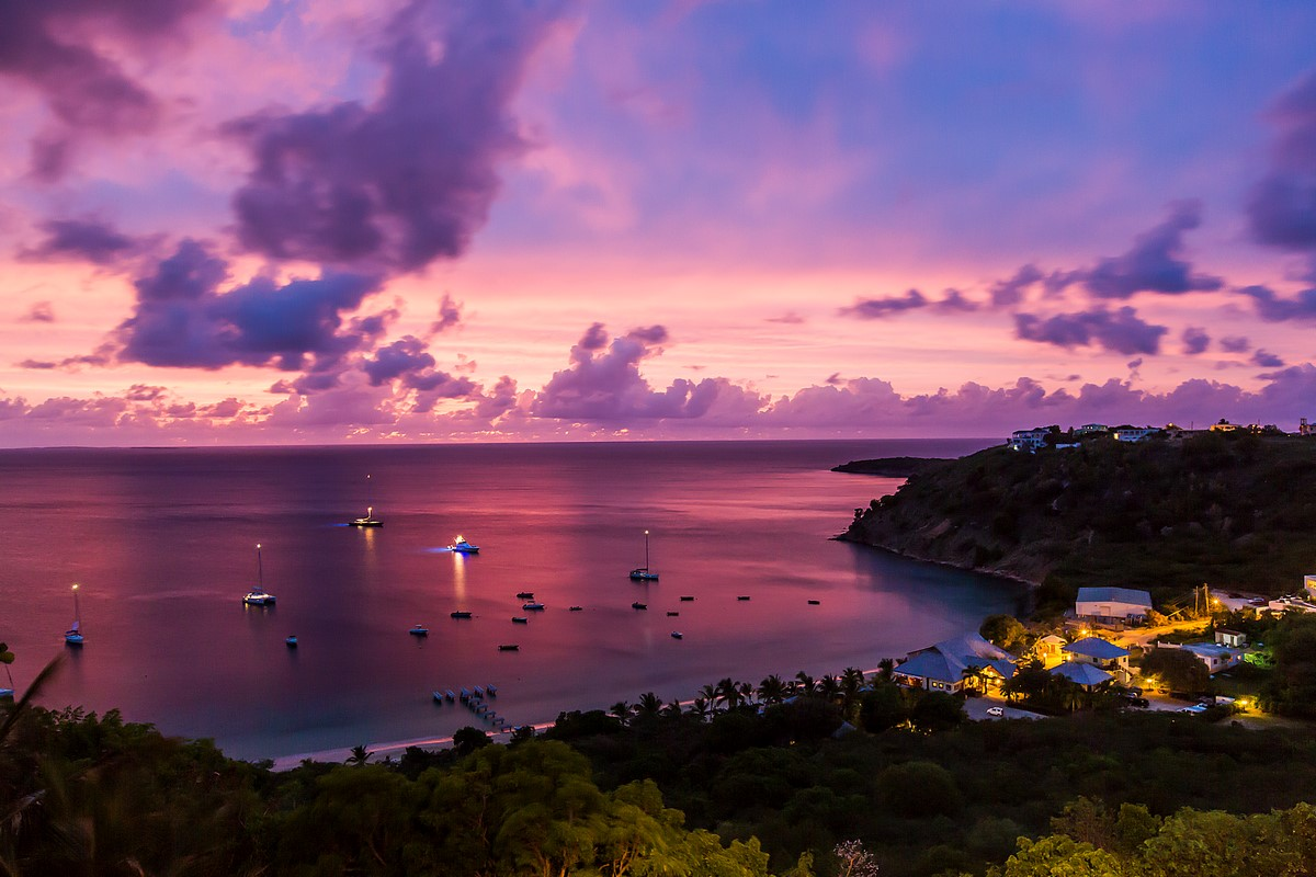 Charter a Private Jet to Anguilla