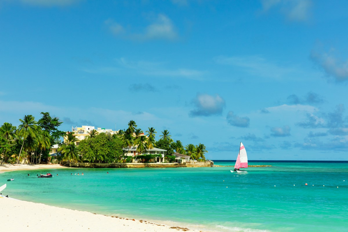Charter a Private Jet to Barbados