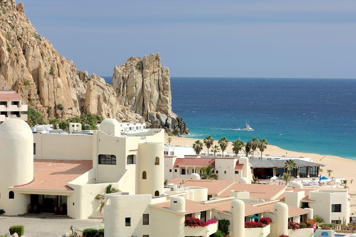 Charter a Private Jet to Cabo St. Lucas