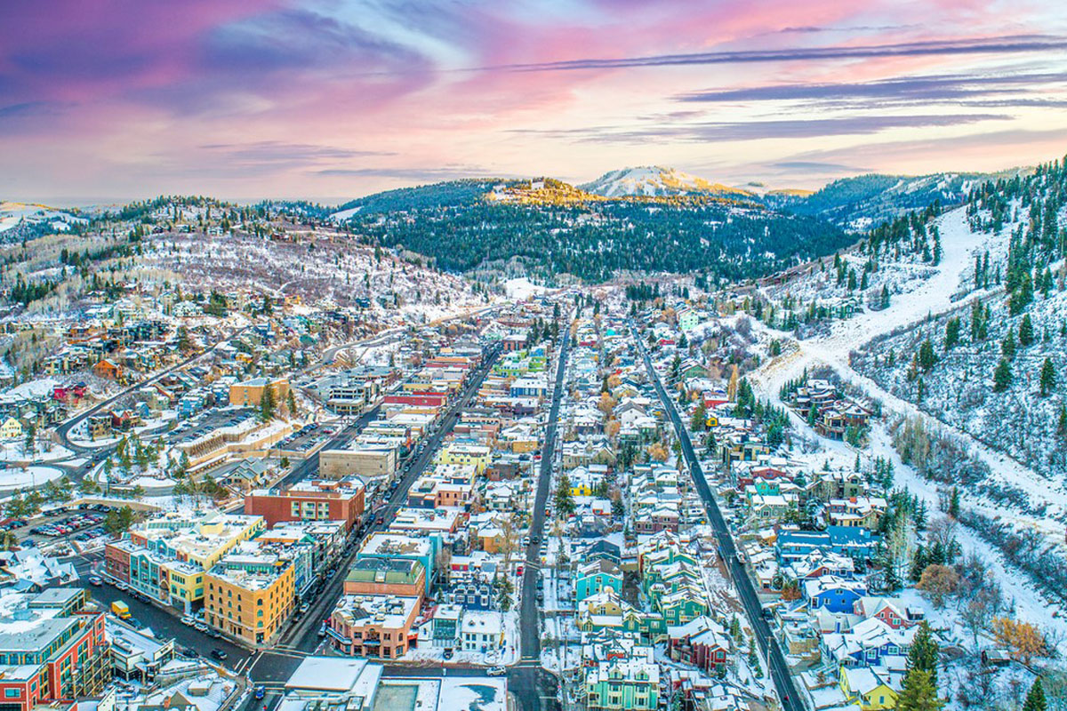 Charter a Private Jet to Deer Valley - Park City