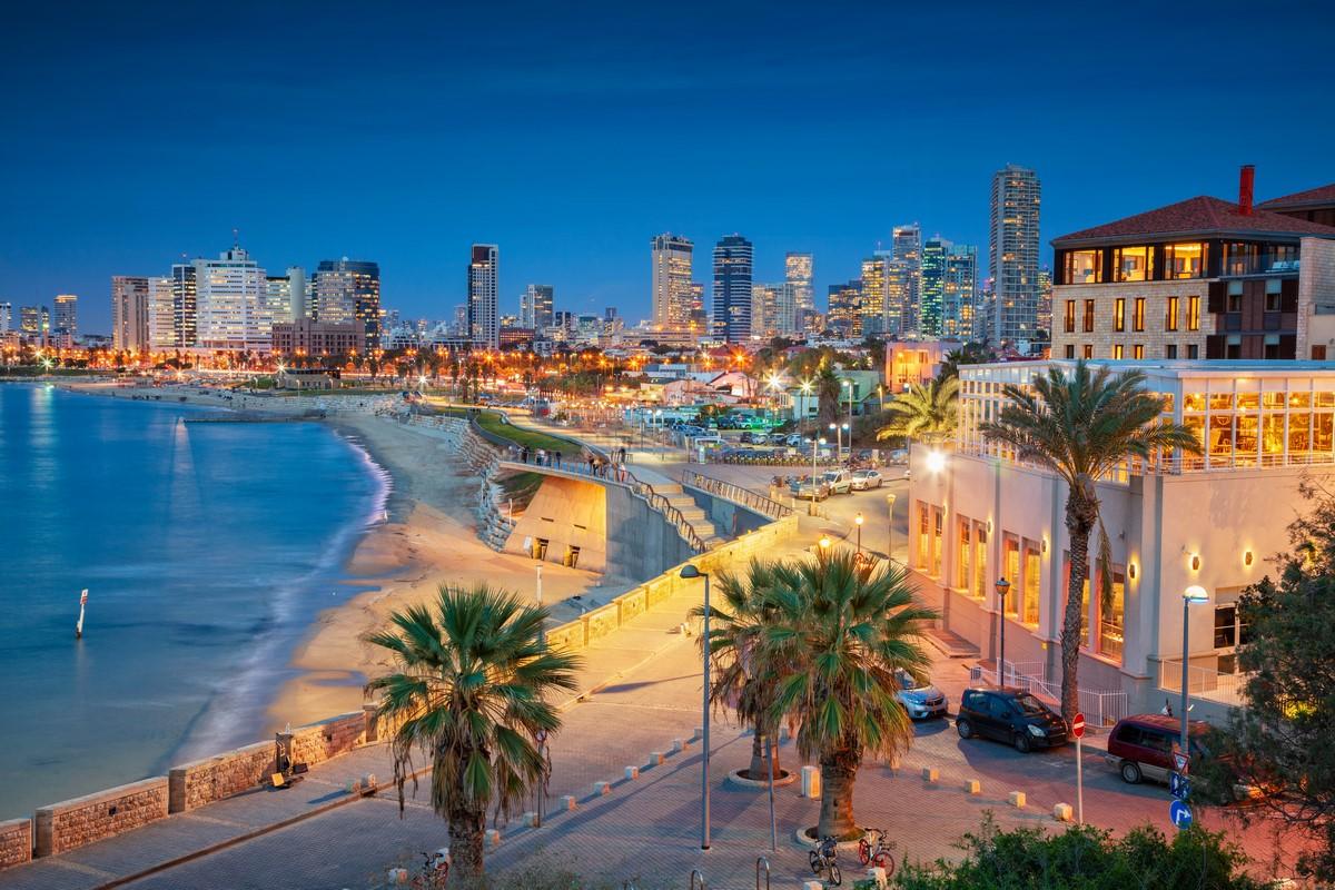 Charter a Private Jet to Tel Aviv